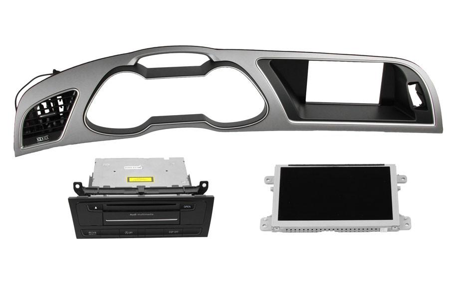 Retrofit Kit Mmi 3g Navigation Plus For Audi A4 8k 39685