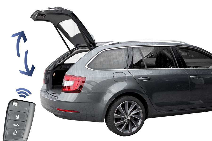 Retrofit Kit Electric Tailgate For Skoda Octavia 5e Estate