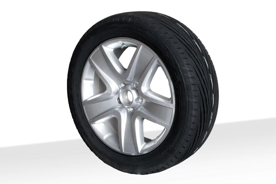 roue vw jante en alliage de 18 capteur de pression des pneus. Black Bedroom Furniture Sets. Home Design Ideas