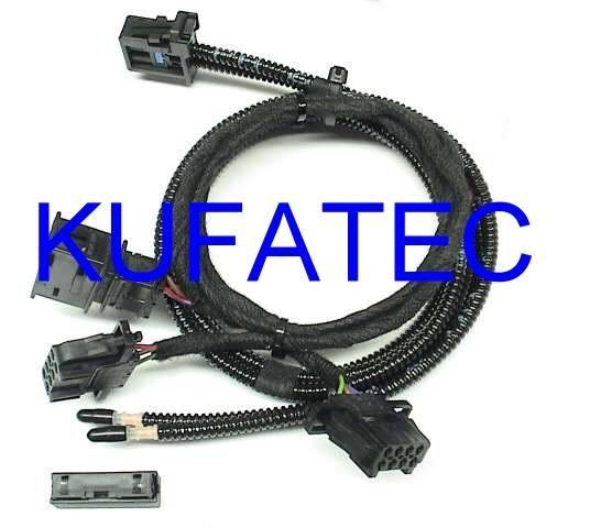 Tabiger Portable Music Interface Ami Mmi Aux Adapter Cable: Kabelsatz Zur Nachrüstung CD- Wechsler + Audi Music