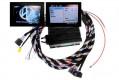 Cable set DSP amplifier