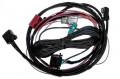 Imbracatura TV Tuner con fibra ottica per Audi A8 4H
