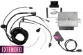Complete kit Active Sound Booster for Audi A4 8K, A5 8T