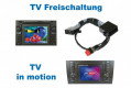 """Video in motion """"Plug & Play"""" for VW MFD / Audi RNS-D (Navi+)"""