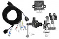 Auto-leveling headlights control complete kit for VW Caddy from 2011 - Front wheel drive, short wheelbase