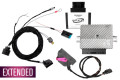 Complete kit Active Sound incl. Sound Booster for Audi Q7 4L