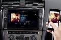 Navigation System Premium-Infotainment for Golf 7, piano black