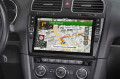 Navigationssystem Alpine Style Infotainment für VW Golf 6
