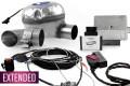 Universelles Komplettset Active Sound inkl. Sound Booster - Außenmontage